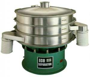 сепараторы вибрационные eco separator
