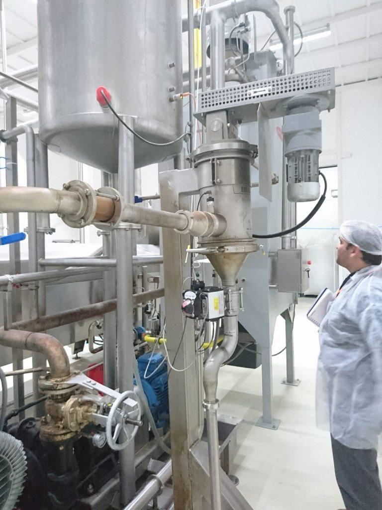Автоматическая фильтрация и регенерация пищевых масел