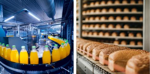 Решения в области автоматизации пищевой индустрии